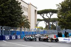 Jean-Eric Vergne, Techeetah, Oliver Turvey, NIO Formula E Team