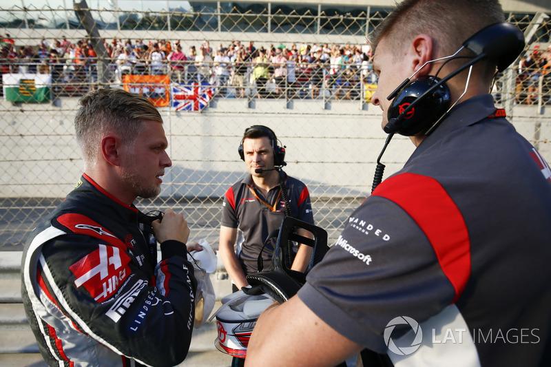 Kevin Magnussen, Haas F1 Team: 3