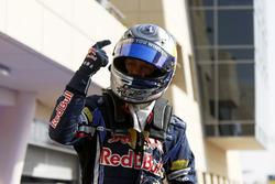 Обладатель поула Себастьян Феттель, Red Bull Racing