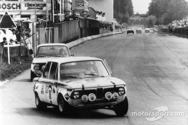 1970: Hans-Joachim Stuck, Clemens Schickentanz (BMW 2002 TI)