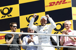 Podium: third place Gary Paffett Mercedes-AMG Team HWA