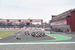 Jack Miller, Pramac Racing, race start