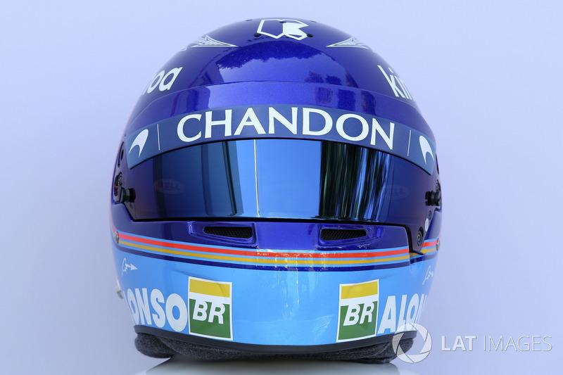 Шолом Фернандо Алонсо, McLaren