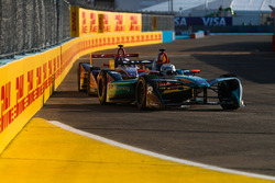 Luca Filippi, NIO Formula E Team, Sam Bird, DS Virgin Racing