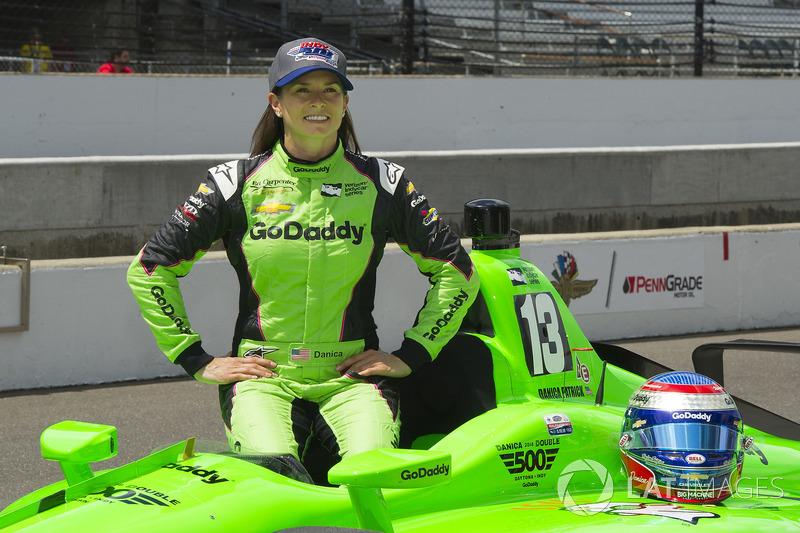 7: Danica Patrick, Ed Carpenter Racing Chevrolet, 228.090