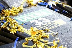 Il numero del vincitore del campionato René Rast, Audi Sport Team Rosberg, Audi RS 5 DTM