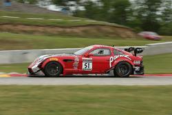 #51 Team Panoz Racing Panoz Avezzano GT4: Preston Calvert