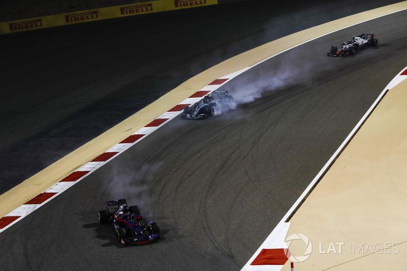 Брендон Хартлі Scuderia Toro Rosso STR13