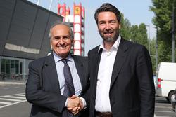 Roberto Marazzi, Direttore Generale dell'Autodromo Internazionale Enzo e Dino Ferrari