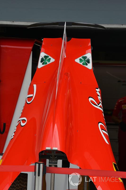 Ferrari SF71H karoser