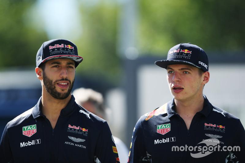 Red Bull Racing   Promedio de Edad 24 años