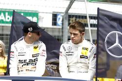 Maro Engel, Mercedes-AMG Team HWA, Mercedes-AMG C63 DTM, Paul Di Resta, Mercedes-AMG Team HWA, Merce