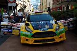 Sèbastien Carron, Vincent Landais, Ford Fiesta R5, D-Max Swiss