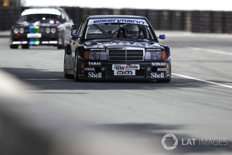 Маркус Вустефельд, Mercedes 190 Klasse 1 DTM