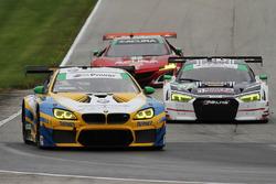 #96 Turner Motorsport BMW M6 GT3: Джессі Крон, Йенс Клінгманн