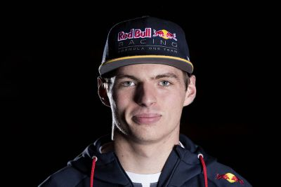 Max Verstappen sesión de karting