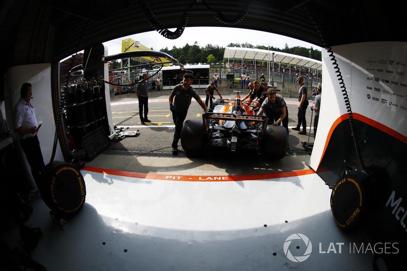15. Фернандо Алонсо, McLaren — 10