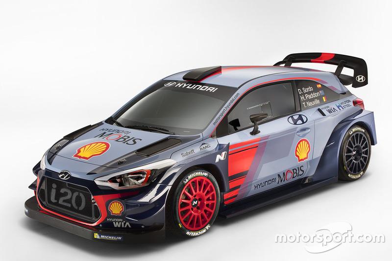 Hyundai i20 Coupé WRC