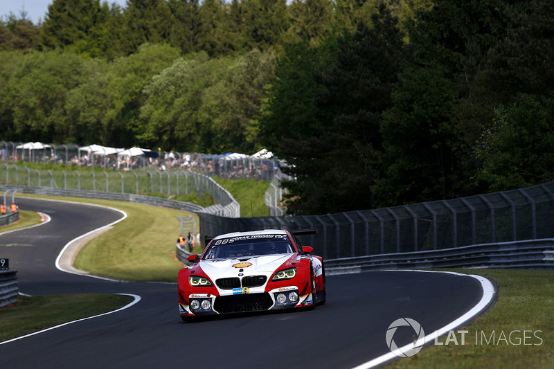4. #42 BMW Team Schnitzer, BMW M6 GT3