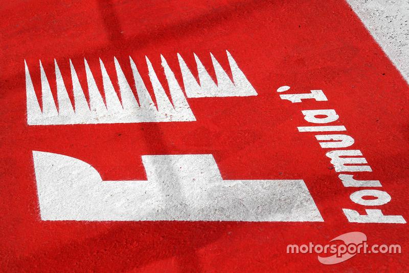 Логотип Ф1