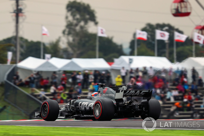 9. Romain Grosjean, Haas F1 Team VF-17