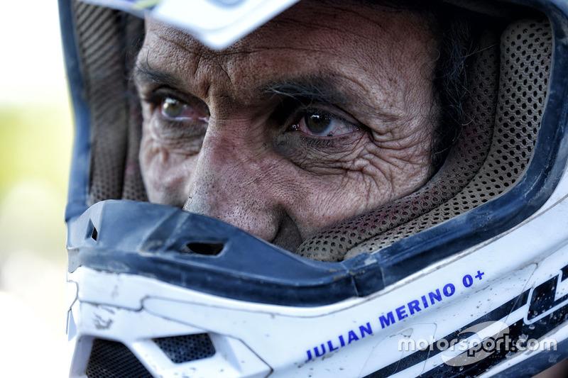4. #86 Yamaha: Хуліан Меріно