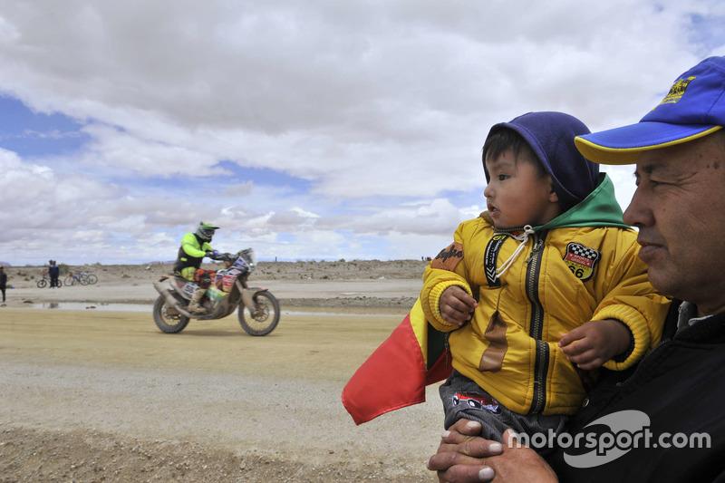 #58 KTM: Pablo Rodriguez