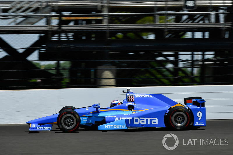 1. Scott Dixon, Chip Ganassi Racing, Honda