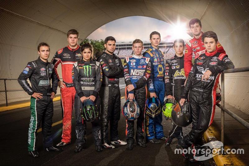 NASCAR siguiente clase 2017