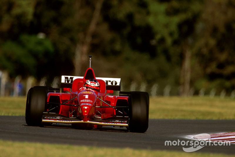 GP Argentinien 1996