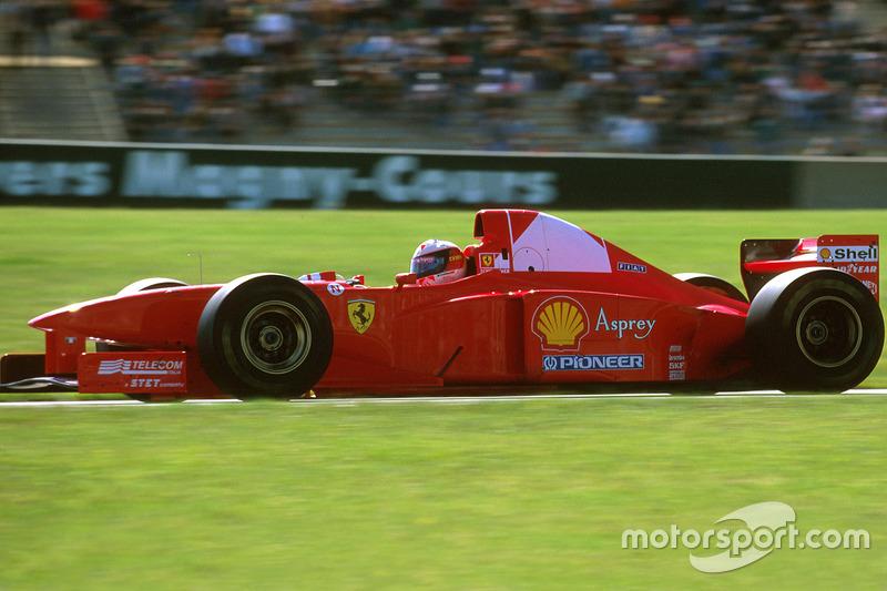 #5: Michael Schumacher, Ferrari F310B