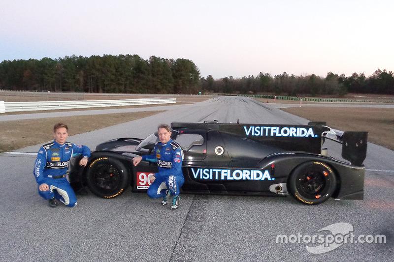VisitFlorida.com Racing Riley-Gibson delivery