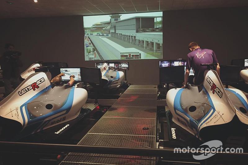 eSports competencia con la Fórmula E