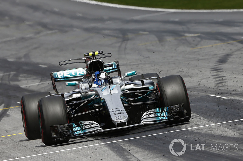 2017: Valtteri Bottas, Mercedes F1 W08 EQ Power