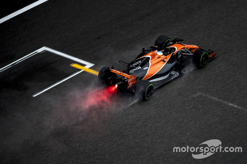 2. Fernando Alonso, McLaren