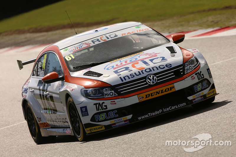 Will Burns, Autoaid / RCIB Insurance Racing, Volkswagen CC