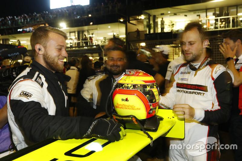 Laurens Vanthoor, Walkinshaw GT3