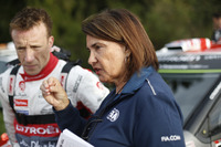 Kris Meeke, Citroën World Rally Team en Michelle Mouton