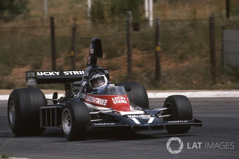 6. Jean-Pierre Jarier (134 Grandes Premios)