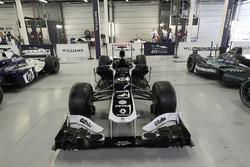 La Williams FW34 Renault Sport F1 Team de 2012
