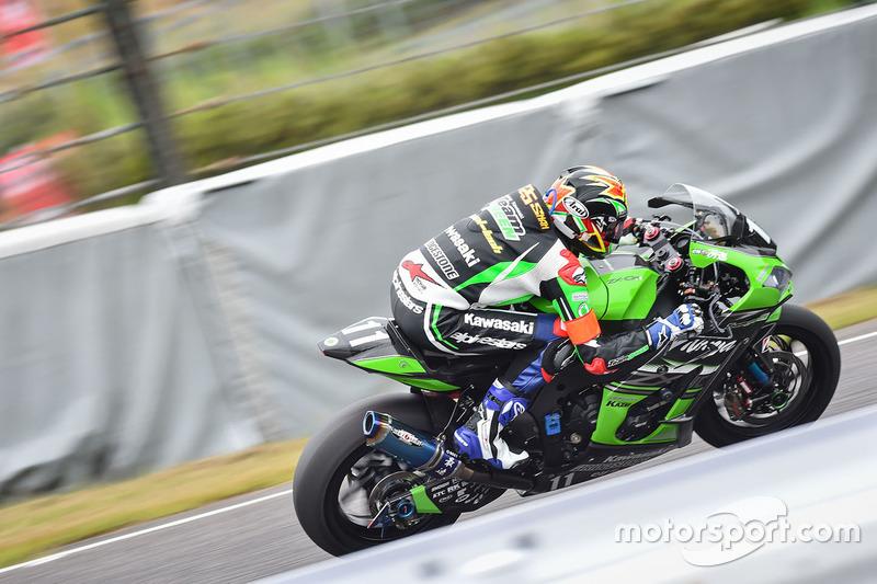 Kawasaki Team Green Canada