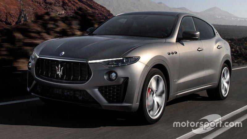 Maserati Levante Vulcan Edition