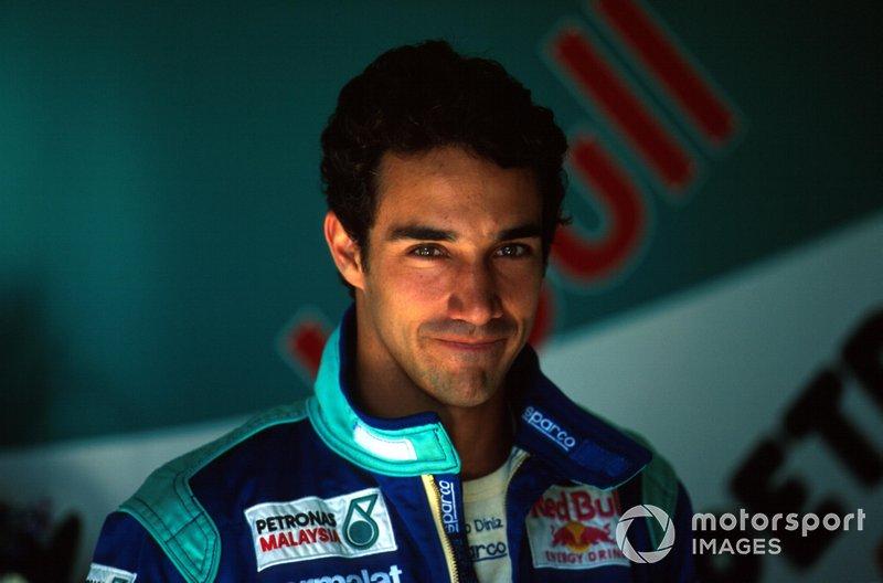 "<img class=""ms-flag-img ms-flag-img_s1"" title=""brazil"" src=""https://cdn-1.motorsport.com/static/img/cf/br-3.svg"" alt=""brazil"" width=""32"" /> Pedro Diniz, Sauber F1 1999"
