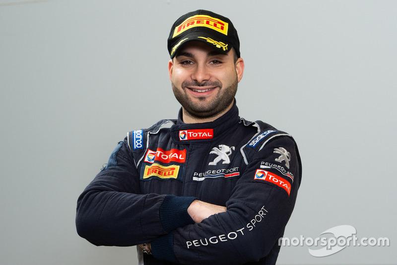 Tommaso Ciuffi, Peugeot Sport Italia
