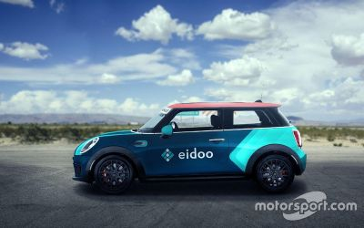 Eidoo sponsert die Mini Challenge