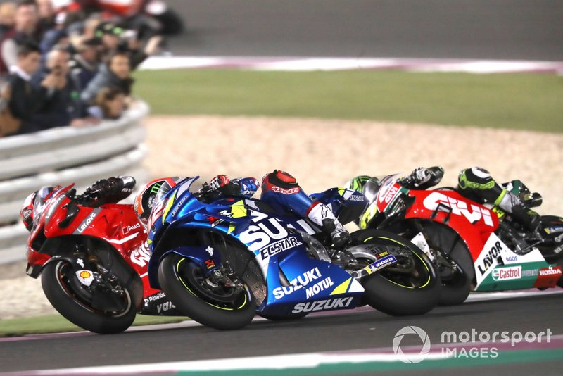 Petruccci, Alex Rins, Team Suzuki MotoGP, Cal Crutchlow, Team LCR Honda