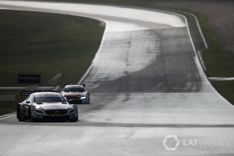 7. Pascal Wehrlein, Mercedes-AMG Team HWA, Mercedes-AMG C63 DTM