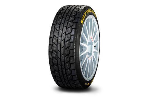 Présentation des pneus Pirelli WRC 2021