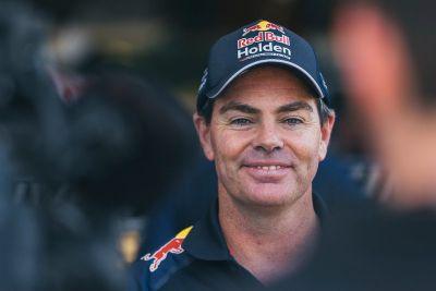 Red Bull Holden launch