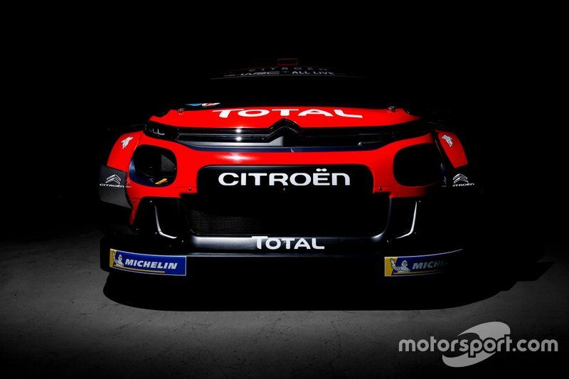 Citroën Total Abu Dhabi WRT